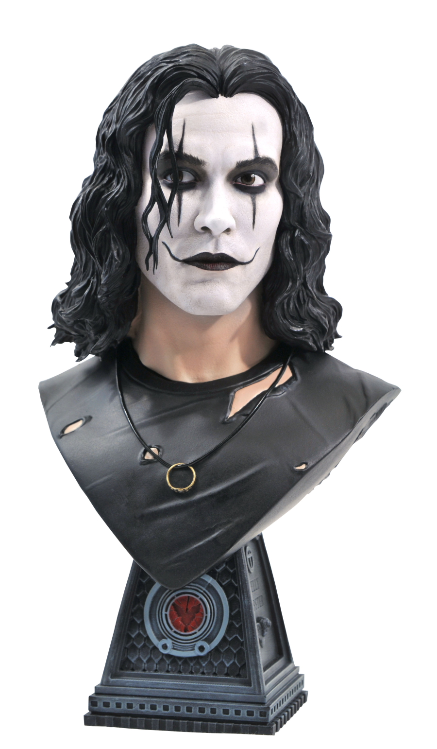 TheCrowL3DBust