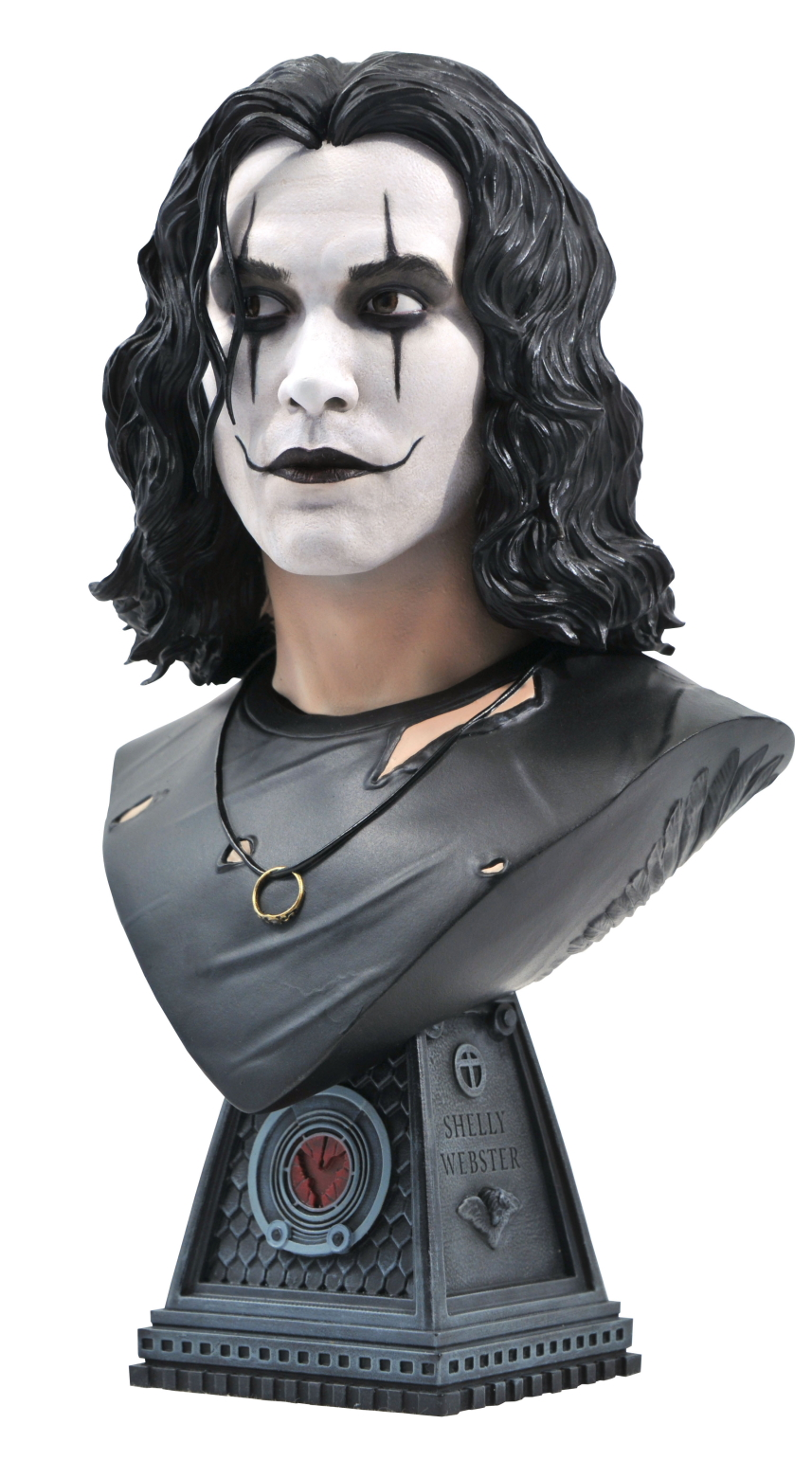 TheCrowL3DBust2
