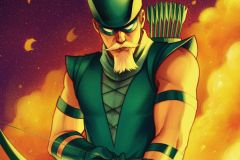 Green-Arrow-80th-Anniversary-2000s-Variant-cover-by-Jen-Bartel
