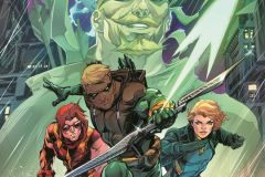 Green-Arrow-80th-Anniversary-90s-Variant-Cover-by-Howard-Porter-and-Ivan-Plascencia