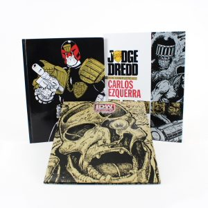 DELUXE HARDCOVER EDITION TO BE SIGNED AND FEATURE ORIGINAL ARTWORK FROM CARLOS EZQUERRA IDW Limited announced plans to return to Mega City-One for Judge Dredd: The Complete Carlos Ezquerra, Volume […]