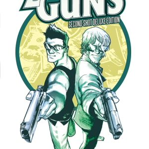 BOOM! STUDIOS UNVEILS NEW COVER BY RAFAEL ALBUQUERQUE FOR 2 GUNS: SECOND SHOT DELUXE EDITION BOOM! Studios is proud to bring a classic action comedy back in print with 2 […]