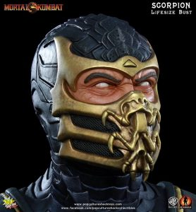 Pop Culture Shock Collectibles Announces Mortal Kombat 9 Life-size bust of Scorpion Product Pre-order Launches April 29th PCSC Exclusive Version Also Available Do you ever feel like you have too […]