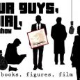 Episode 21 of 4 Guys, A Girl, & A Show We're talking Toy Fair!!