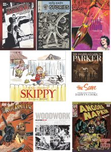 As the nominations for the 2013 Eisner Awards were revealed today, IDW Publishing was honored to be up for nine of the iconic trophies; including one shared with Marvel for […]