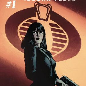 New G.I. JOE Ongoing Series Begins TODAY! IDW Publishing is thrilled to announce the final title in the 2013 relaunch of their G.I. JOE line, G.I. JOE: THE COBRA FILES, […]