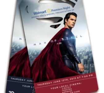 Tickets to the June 13 nationwide advance screening on sale at Walmart on May 18 Superman fans, mark your calendars! Walmart announced today that it has partnered with Warner Bros. […]