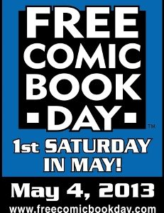 On May 4th, over two thousand comic book shops across North America and around the world will share the magic of comic books with their communities when they give out […]