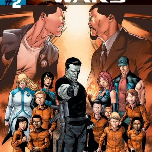 Valiant is proud to present an advance preview of Harbinger Wars #2 (of 4) – the second shot fired in Valiant's first landmark crossover event by acclaimed co-writers Joshua Dysart […]