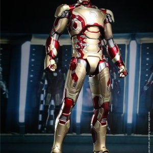 Marvel's Iron Man 3 is coming to town this month and Hot Toys is proud to present the 1/6th scale Mark XLII Limited Edition Collectible Figurine from the Iron Man […]