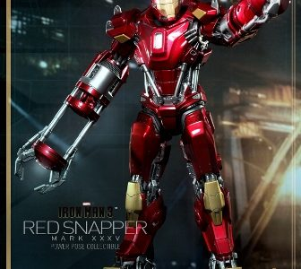 Marvel Studios' Iron Man 3 is hitting the theatres this week! As you have probably seen from the trailer, a multitude of new suits will be introduced in the movie. […]