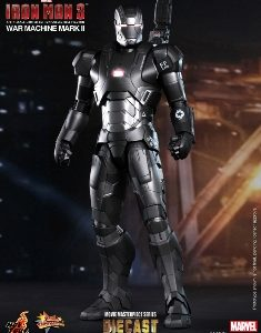 Celebrating the launch of Marvel's Iron Man 3 movie, Hot Toys is excited to present a new addition to the premium MMS Diecast Series – the 1/6th scale War Machine […]