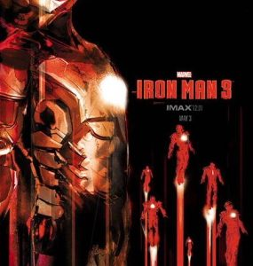 Exclusively for IMAX fans as part of the IMAX 12:01 program, those attending midnight shows of Marvel's IRON MAN 3 in the first hours of May 3rd will receive a […]