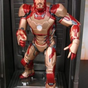 Iron Man 3 is only one month away, and Diamond Select Toys is hard at work on their Marvel Select action figures for the movie! Iron Man Mark 42 and […]