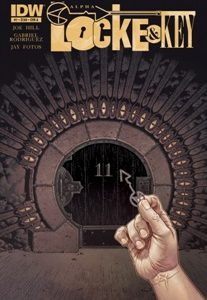 Two Giant-Sized Issues Wrap Up the Hit Series this August! While it's long been announced that Joe Hill and Gabriel Rodriguez's Eisner-winning epic Locke & Key is approaching the story's […]