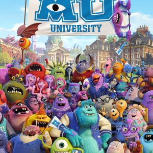 Watch the brand new trailer for Disney/Pixar's MONSTERS UNIVERSITY exclusively on Yahoo! Movies and Disney.com. Ever since college-bound Mike Wazowski (voice of Billy Crystal) was a little monster, he has […]