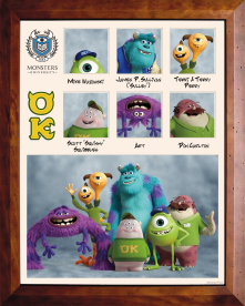 "Helen Mirren, Alfred Molina, Dave Foley, Sean P. Hayes and More Join Billy Crystal, John Goodman and Steve Buscemi in a Remarkable Roster of Monster Voices Disney•Pixar's ""Monsters University"" welcomes […]"