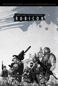 Akira Kurosawa's 'The Seven Samurai' is reimagined through the lens of the Afghanistan War in this timely story featuring Navy SEAL operators Award-winning comic and game publishers Archaia Entertainment and […]