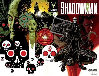 Valiant is proud to present an advance preview of Shadowman #0 from Harvey Award-nominated writer Justin Jordan (The Legend of Luther Strode) and an all-star cast of visionary artists including […]