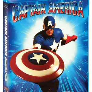 FLASH BACK WITH THIS 1990 ACTION ADVENTURE CULT MOVIE CLASSIC IN HIGH-DEFINITION! CAPTAIN AMERICA: COLLECTOR'S EDITION BLU-RAY Starring Matt Salinger, Ronny Cox, Ned Beatty, Darren McGavin, Michael Nouri and Scott […]