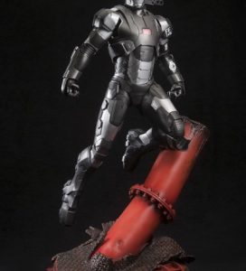 A Kotobukiya Japanese import! This summer one of the most popular Marvel franchises returns to the silver screen – Iron Man 3. Joining the previously announced Iron Man Mark 42 […]