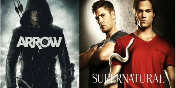 The CW has released new videos for ARROW and SUPERNATURAL Arrow – Wednesdays at 8/7c Supernatural – Wednesdays at 9/8c Arrow – Home Invasion Preview Supernatural – Pac-Man Fever Preview