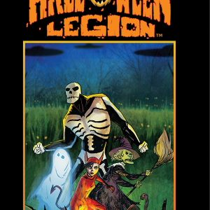 HALLOWEEN LEGION: THE WORLD'S WEIRDEST HEROES COMING SOON FROM SEQUENTIAL PULP & DARK HORSE COMICS! Dark Horse Comics and Sequential Pulp Comics proudly announce THE HALLOWEEN LEGION™, a new graphic […]