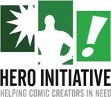 Hero Initiative at Chicago's C2E2 With special guests John McCrea, Gene Ha and longtime Chicago Bear Israel Idonije Hero Initiative, the non-profit organization that aids comic creators in medical and […]