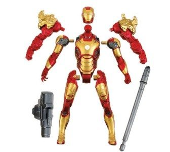 Marvel Entertainment in conjunction with Disney Consumer Products (DCP) has unveiled the newest film-inspired product collection based on the highly anticipated Marvel's Iron Man 3 releasing in theaters May 3, […]