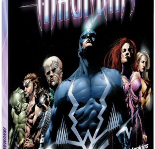 The Eisner-Award Winning Series From Acclaimed Writer Paul Jenkins And Artist Jae Lee Comes To Life! MARVEL KNIGHTS ANIMATION PRESENTS INHUMANS LANDING ON HOME ENTERTAINMENT SHELVES FOR THE FIRST TIME […]