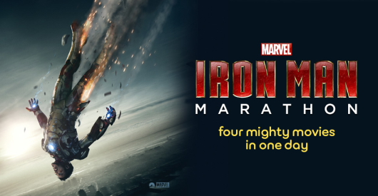 Guests Can Relive the Iron Man Saga Through Each of the Four Movies, Including 2012's Blockbuster Smash MARVEL'S THE AVENGERS, and the Debut of Marvel's IRON MAN 3 on Thursday, […]
