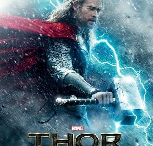 "Disney has released the teaser poster for THOR: THE DARK WORLD Watch the new trailer on Tuesday exclusively on iTunes Movie Trailers! http://trailers.apple.com/trailers/ Marvel's ""Thor: The Dark World"" continues the […]"