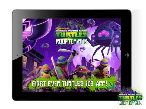Brand-New App Tops Paid iPad App Lists in U.S. and 40 International Markets Nickelodeon's Teenage Mutant Ninja Turtles: Rooftop Run global mobile app in its first week of release has […]