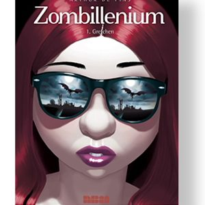 Coming in June ZOMBILLENIUM Vol.1: Gretchen By Arthur de Pins Francis von Bloodt, vampire, a good family man, manages the theme park Zombillenium. They don't just hire anyone, at Zombillenium: […]