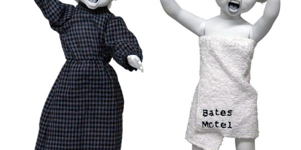 Don't tell Mother, but Mezco has a secret….Psycho's Norman Bates as Mother and Marion are the latest addition to the Living Dead Dolls Presents series. Nominated for a quartet of […]