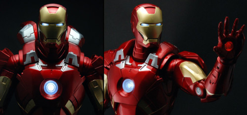 Just in time for Iron Man 3, it's the 1/4 Scale Iron Man Action Figure! Perfectly capturing his likeness from The Avengers movie, our incredibly awesome 1/4 Scale Iron Man […]