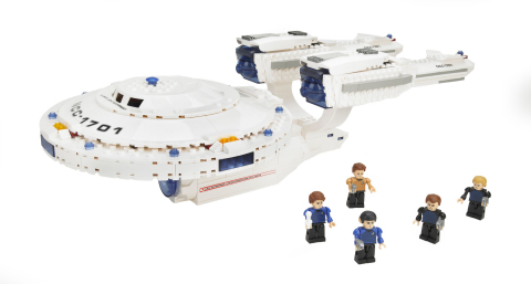 The Digital Short, Utilizing KRE-O STAR TREK Building Sets Now On Shelves, Will Make its TV Broadcast Premiere May 13 on Cartoon Network Hasbro, Inc. (NASDAQ: HAS), announced the availability […]