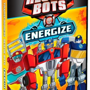 Get Ready to Get Energized! TRANSFORMERS: RESCUE BOTS – ENERGIZE Own It on DVD June 11, 2013 from Shout! Factory Kids Meet the TRANSFORMERS RESCUE BOTS — CHASE THE POLICE-BOT, […]