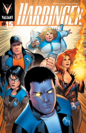 Valiant is proud to announce that legendary artist and creator Barry Kitson (Amazing Spider-Man, FF, Adventures of Superman) will be joining New York Times best-selling writer Joshua Dysart (Harbinger Wars, […]
