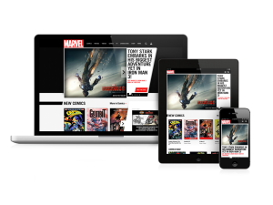 This week, Marvel launched a boldly redesigned responsive homepage, with a layout that automatically resizes and optimizes for any screen or device: desktop, smartphone or tablet. With Marvel's audience utilizing […]