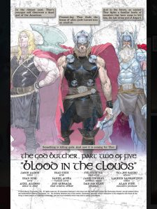 the Thor(s)
