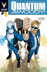 Valiant is proud to present an advance preview of Quantum and Woody #1 – the FIRST ISSUE of an all-new ongoing series by fan favorite writer James Asmus (Thief of […]