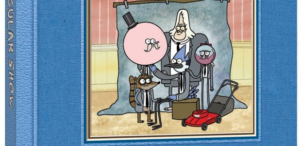 Cartoon Network Announces Much-Anticipated DVD and Blu-ray™ Release for Its Emmy® Award-Winning Series Regular Show: The Complete First & Second Seasons Highly-Anticipated Release Includes 440 Minutes of Episodes and Two […]