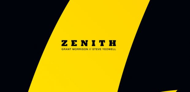 2000 AD is to publish a complete collection of Grant Morrison and Steve Yeowell's ground-breaking superhero series Zenith for the first time. The limited edition hardback book will only be […]