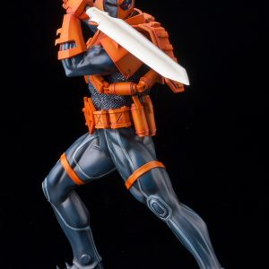 The result of a super solider program, Slade Wilson posses enhanced strength, speed, agility and reflexes. A formable opponent in hand-to-hand combat with genius level tactical intellect this mercenary for […]