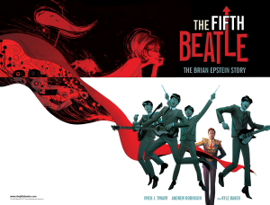 """THE FIFTH BEATLE TO BE PUBLISHED IN THREE STUNNING EDITIONS! """"If anyone was the Fifth Beatle, it was Brian.""""—Paul McCartney Ever since its announcement last fall, there has been buzz […]"""