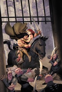 Beloved Hercules and Hulk team, Van Lente and Olivetti, reunite! Dark Horse announced today that two of the hottest names in comics, writer Fred Van Lente and artist Ariel Olivetti, […]