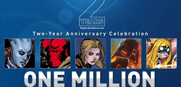 Now that the dust has settled on Dark Horse Digital's incredibly successful two-year-anniversary promotion, the company is pleased to announce that it gave away a million free digital comics! As […]