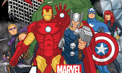 The Biggest Heroes. The Biggest Threats. The Biggest Stakes! It's the most anticipated new animated series to launch this year and this July, Marvel's Avengers Assemble reunites Marvel's most iconic […]