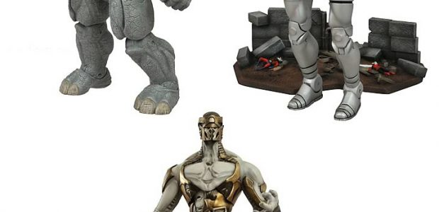 Hello toy fans! I'm back again with another exciting toy review. This time I have the pleasure of reviewing Marvel's Rhino, Ultron, and Chitauri Foot Soldier from Diamond Select. Articulation: […]